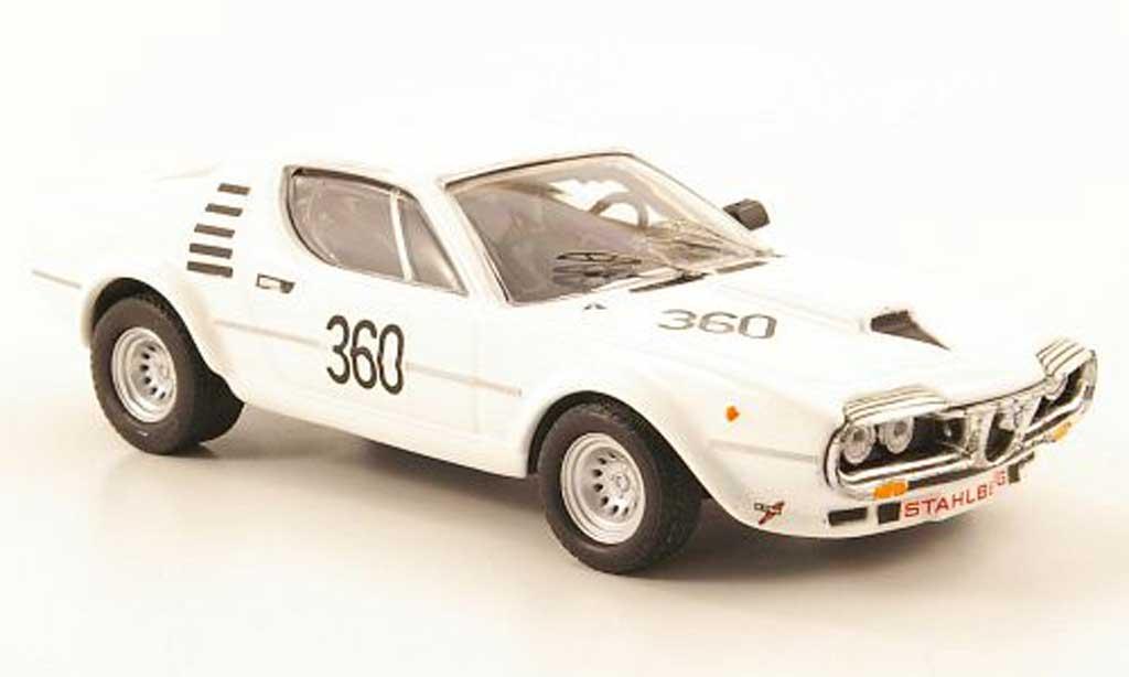 Alfa Romeo Montreal 1/43 M4 No.360 Zolder 1975 miniature