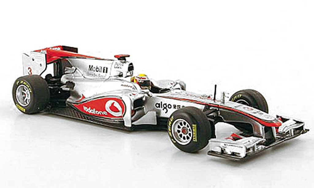 Mercedes F1 2011 1/43 Minichamps McLaren No.3 Vodafone L.Hamilton Showcar miniature