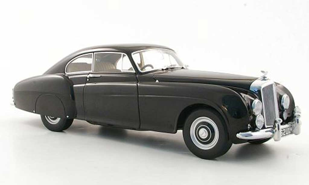 Bentley R-Type 1/18 Minichamps Continental noire RHD 1954 miniature