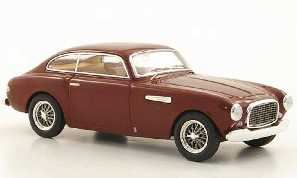 Ferrari 212 1/43 Hot Wheels Elite Inter Vignale rouge (Elite) miniature