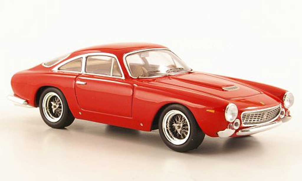 Ferrari 250 GT 1/43 Hot Wheels Elite Berlinetta Lusso roja (Elite) miniatura