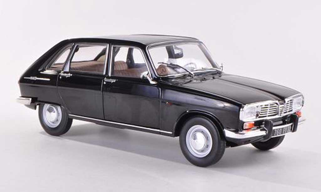 Renault 16 1/18 Norev noire 1968 miniature