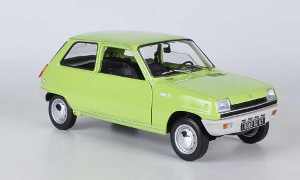 Renault 5 1/18 Norev grun 1972 miniature