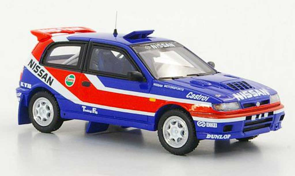 Miniature Nissan Pulsar GTI-R Test Version 1991 Provence Moulage. Nissan Pulsar GTI-R Test Version 1991 miniature 1/43