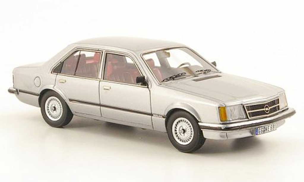 Opel Commodore C 1/43 Neo grise grise 4-portes 1978 miniature