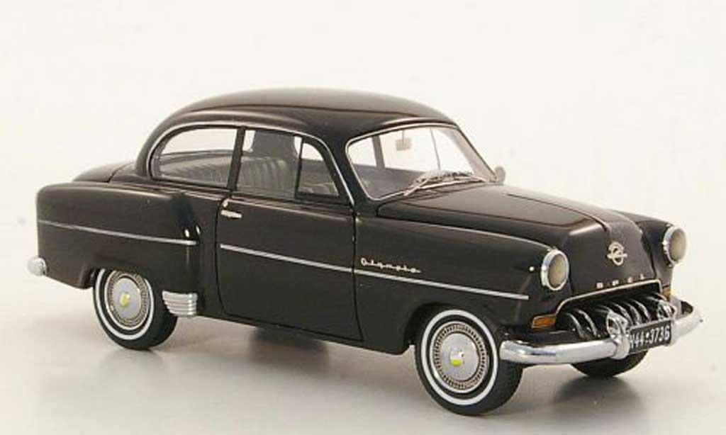 Opel Olympia 1/43 Neo Limousine noire 1954 miniature