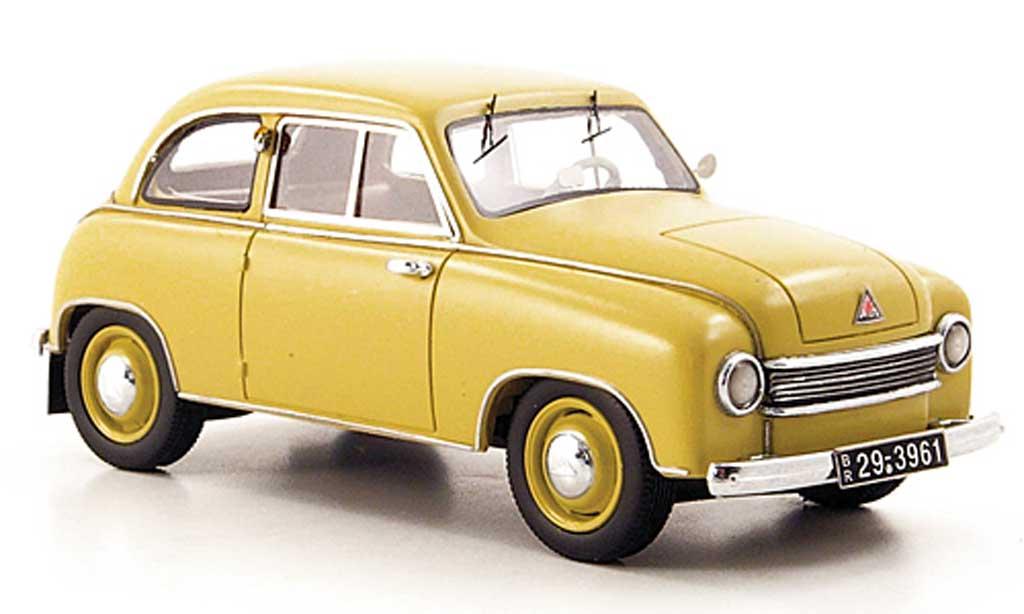 Lloyd LS 300 1/43 Neo beige 1951 miniature