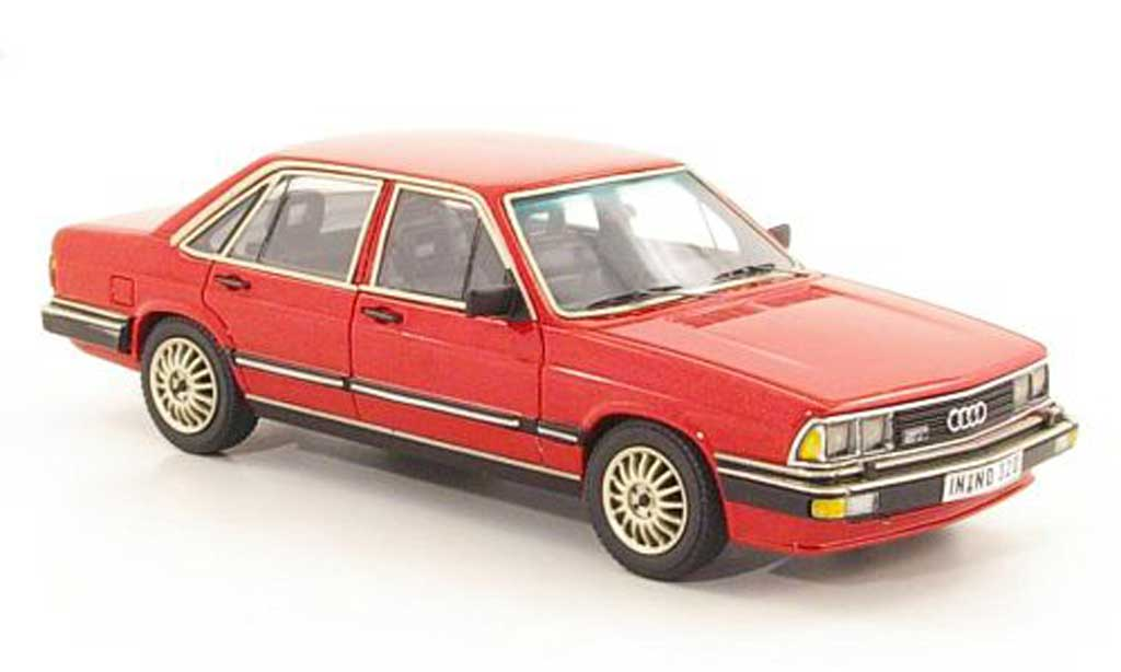 Audi 200 5T (Typ 43) red 1980 Neo. Audi 200 5T (Typ 43) red 1980 miniature 1/43