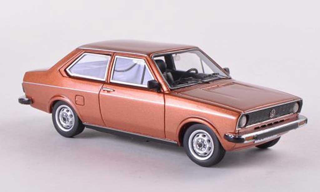 Volkswagen Derby 1/43 Neo I kupfer 1977 miniature