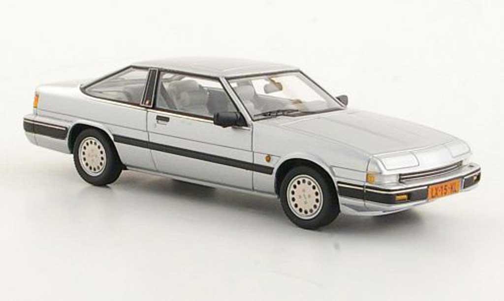 Mazda 929 1/43 Neo Coupe grise 1985 miniature
