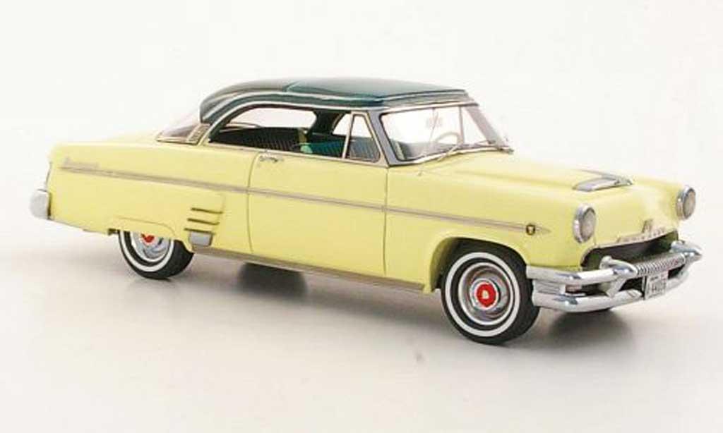 Mercury Monterey 1/43 Neo Sun Valley Hardtop Coupe beige/grun 1954 miniature