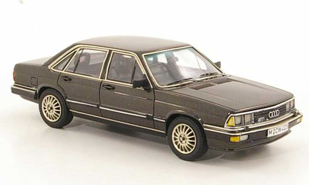 Audi 200 1/43 Neo 5T (Typ 43) grise limited edition 1980 miniature