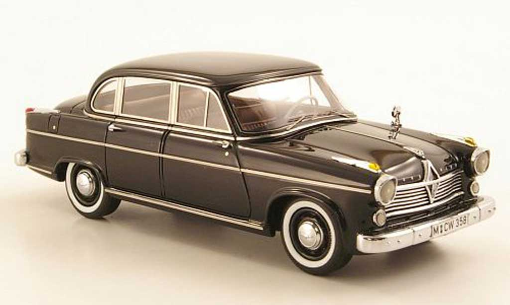 Borgward Hansa 2400 1/43 Neo Pullman noire limited edition 1955 miniature
