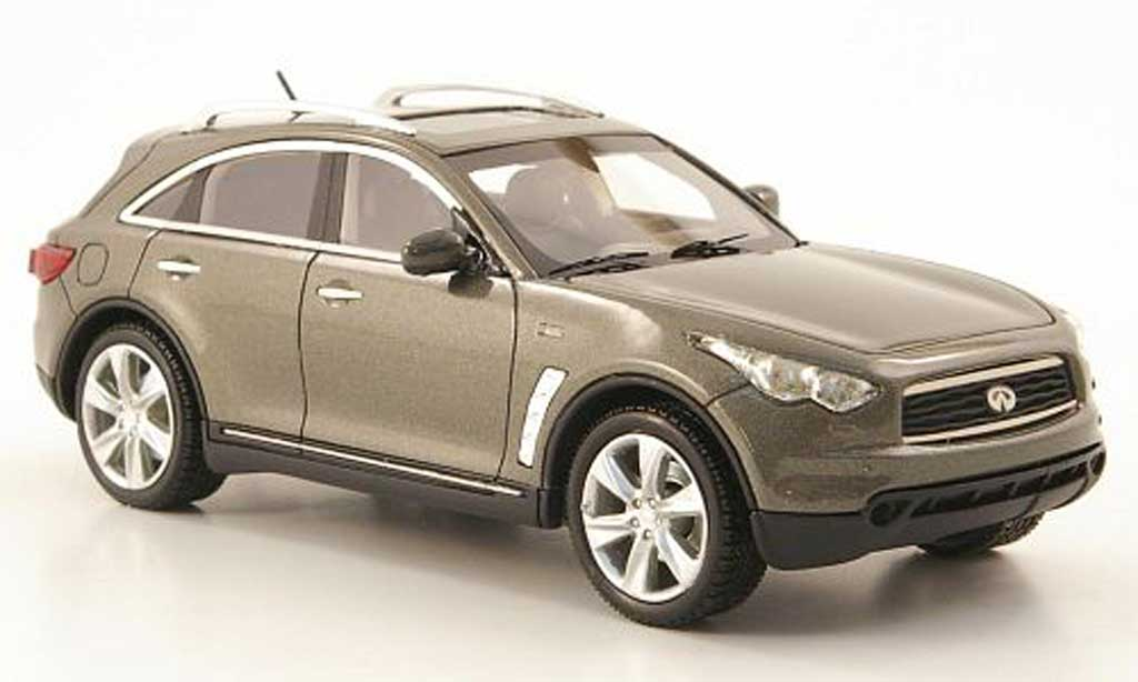 Infiniti FX50 1/43 Neo S grise limited edition 2010 miniature