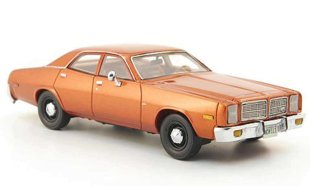 Dodge Monaco 1978 1/43 American Excellence kupfer limited edition miniature