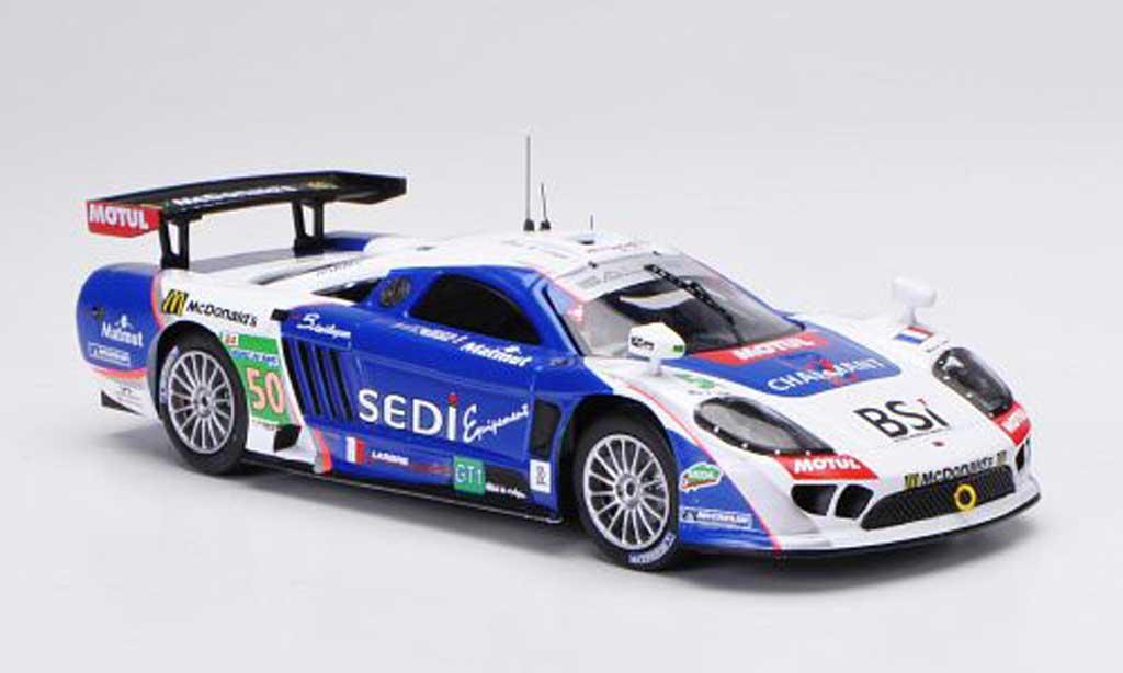 Saleen S7R 2010 1/43 IXO No.50 G.Gardel / R.Berville / J.Canal 24h Le Mans miniature