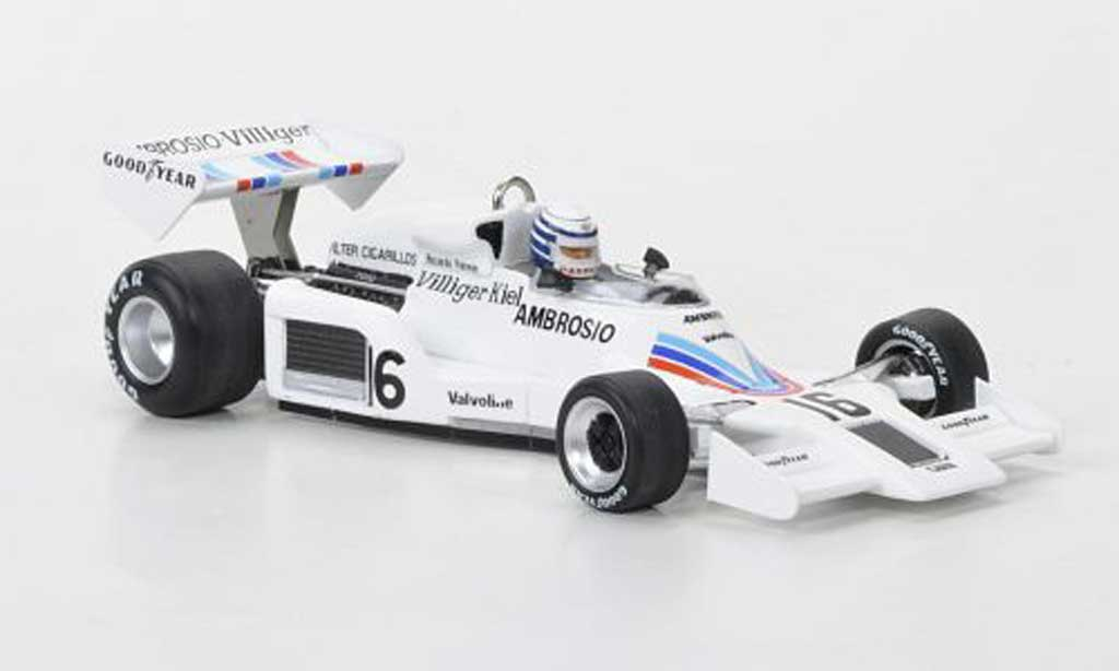 Shadow DN8 1977 1/43 Spark No.16 Ambrosio R.Patrese GP Japan 1977 miniature