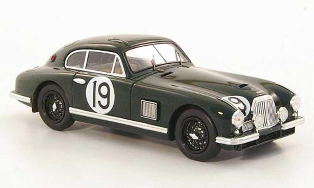 Aston Martin DB2 1/43 Spark No.19 G.Abecassis / L.Macklin 24h Le Mans 1950 miniature
