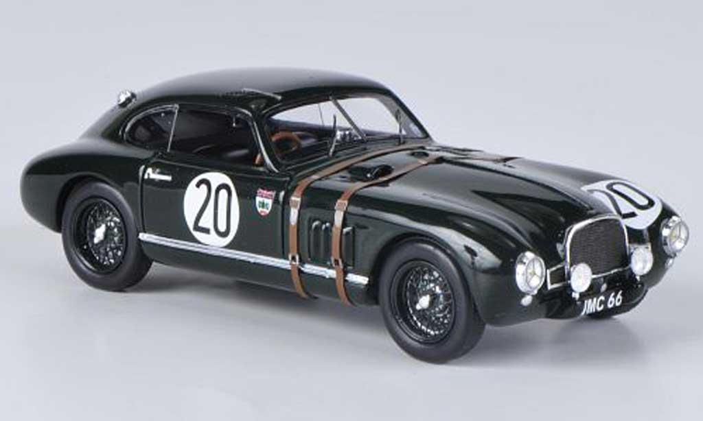 Aston Martin DB2 1/43 Spark No.20 E.Thompson / J.Gordon 24h Le Mans 1950 miniature