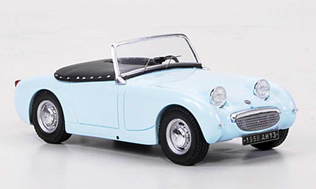 Austin Healey Sprite 1/43 Spark Frogeye bleu 1958 miniature