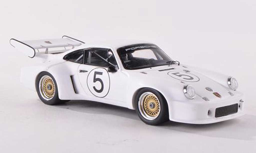 Porsche 935 1976 1/43 Spark Experimental diecast model cars