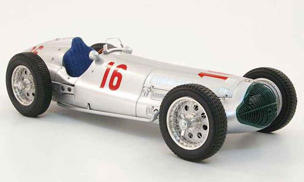 Mercedes W 154 1/18 CMC no.16 gp deutschland 1938 r.seaman miniature