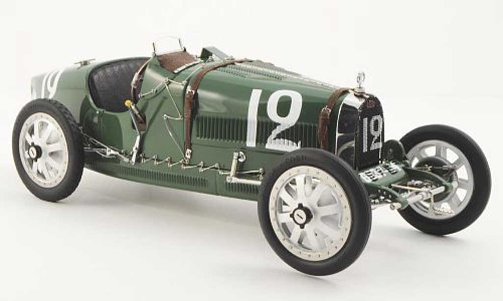 Bugatti 35 1/18 CMC Grand Prix No.12 England miniature