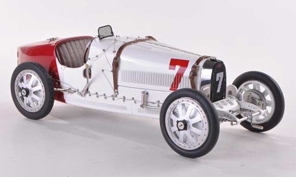 Bugatti 35 1/18 CMC Grand Prix No.7 Polen miniature