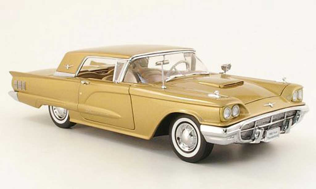Ford Thunderbird 1960 1/18 Sun Star Hardtop or miniature