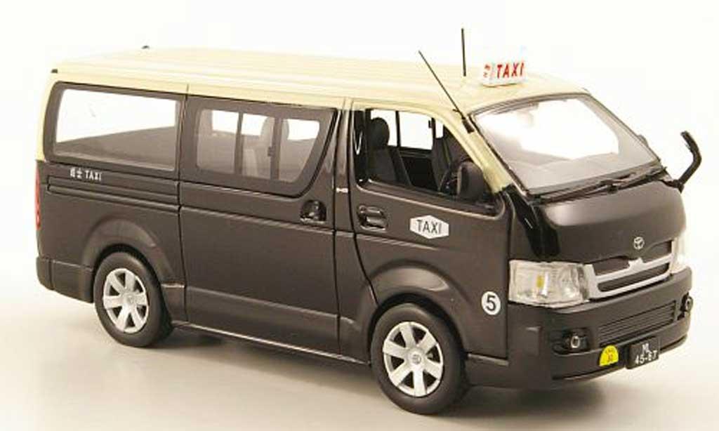 Toyota Hiace 1/43 J Collection Super GL Taxi  Macau  2006 miniature