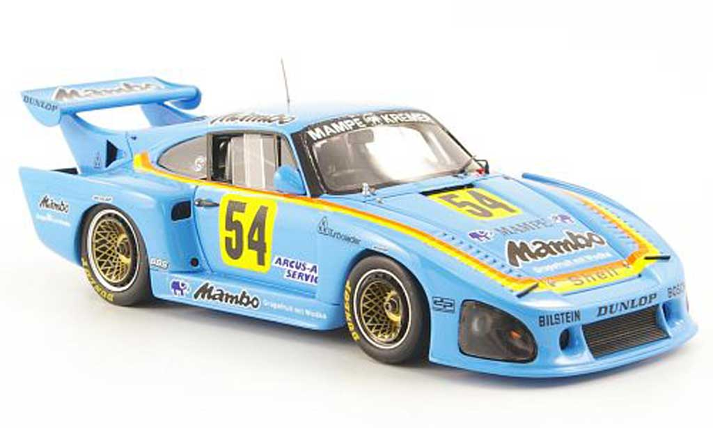 Porsche 935 1979 1/43 Spark K3 No.54 Mambo DRM diecast model cars