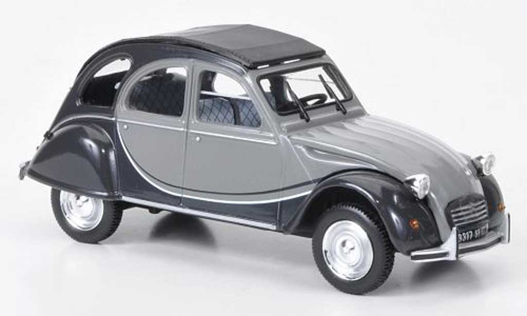 2cv charleston miniature