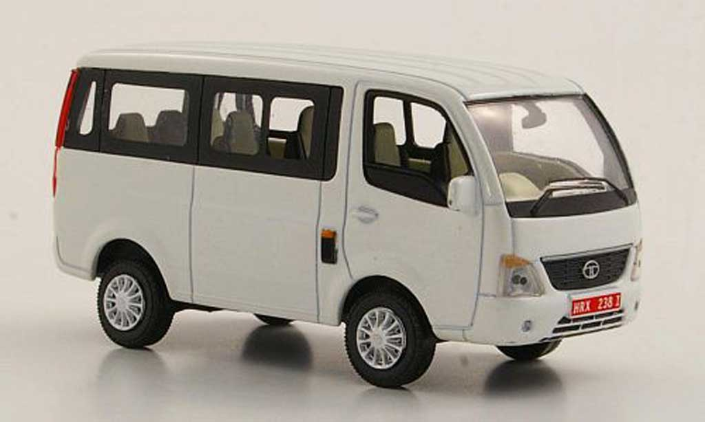Tata Venture 1/43 Norev blanche RHD 2010 miniature