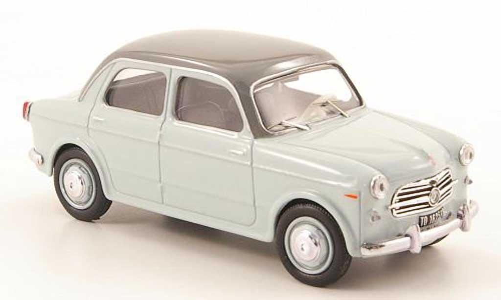 Fiat 1100 1/43 Rio TV (103) grisegrise 1953 miniature