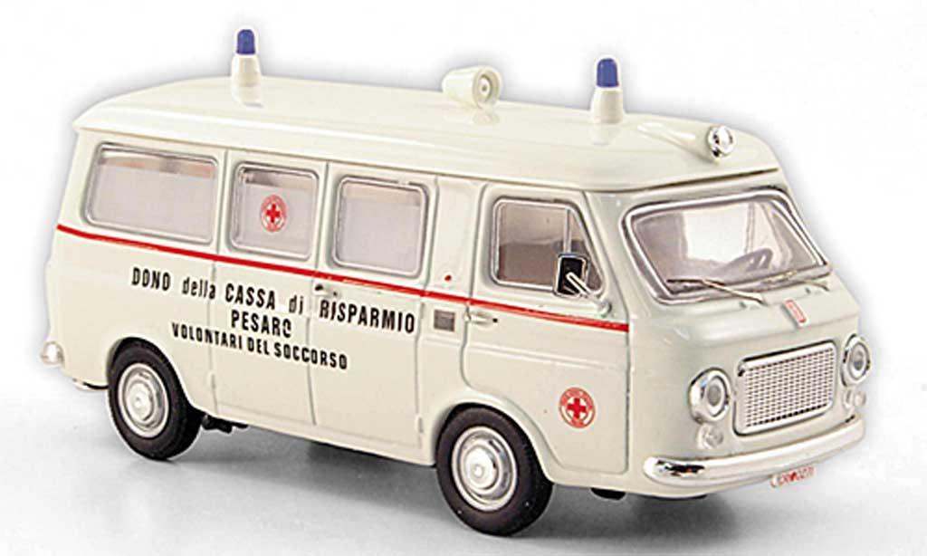 Fiat 238 1/43 Rio Ambulanz Pesaro  1969 miniature