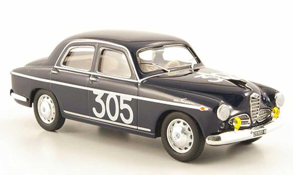 Alfa Romeo 1900 1/43 M4 Super No.305 Mille Miglia 1954 miniature