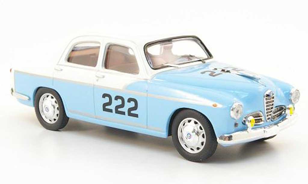 Alfa Romeo 1900 1/43 M4 No.222 Giro di Sicilia 1954 miniature