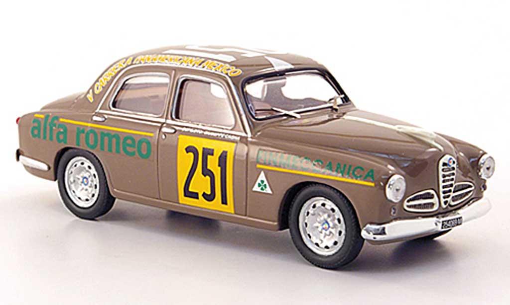 Alfa Romeo 1900 1/43 M4 No.251 Sanesi/Cania Carrera Panamericana 1954 miniature
