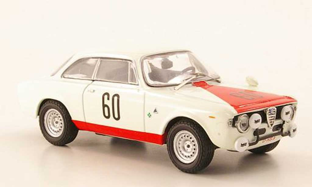 Alfa Romeo Giulia 1600 GTA nº 101 Targa floria 1971