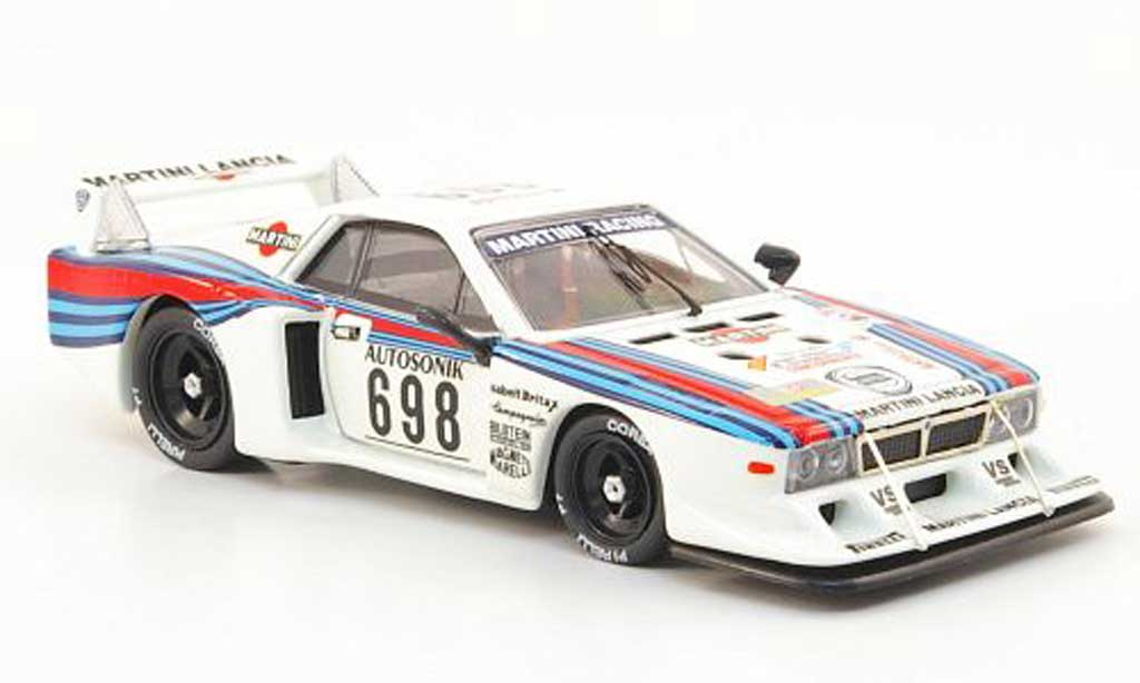 Lancia Beta Monte Carlo 1/43 Best No.698 Martini Giro d Italia 1980 miniature