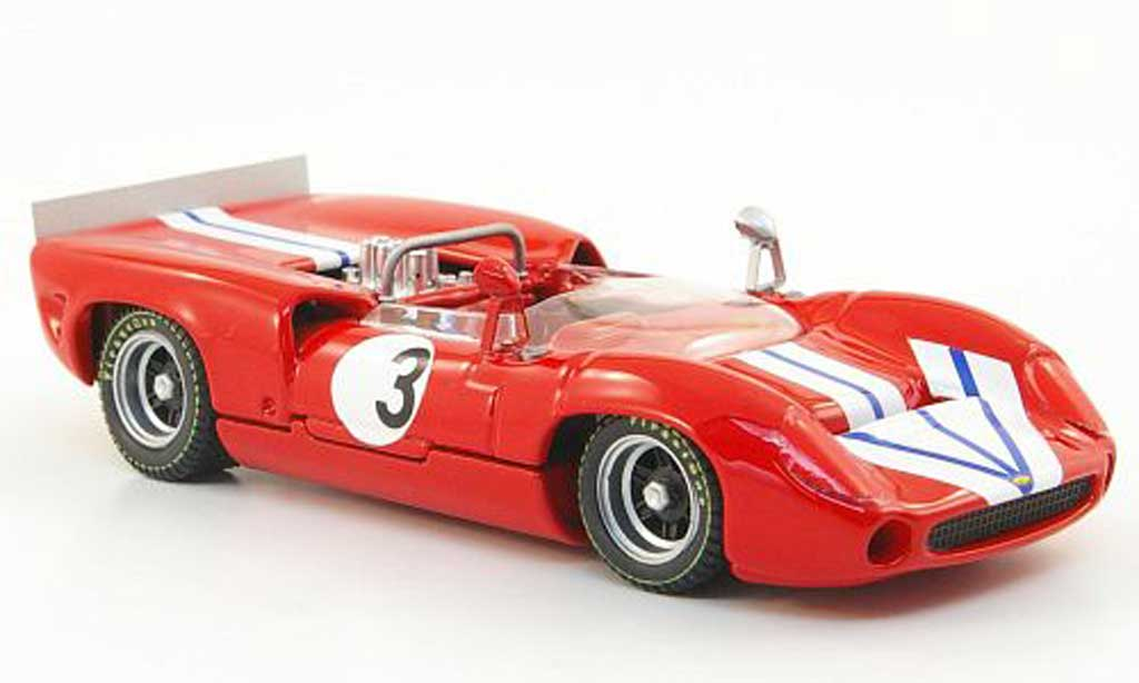 Lola T70 1968 1/43 Best Spyder No.3 Bridgehampton miniature