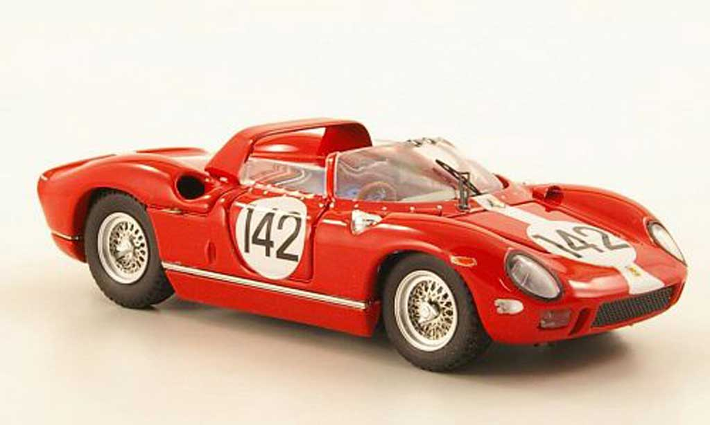 Ferrari 275 1964 1/43 Art Model P No.142Hill/Ireland Nurburgring miniature