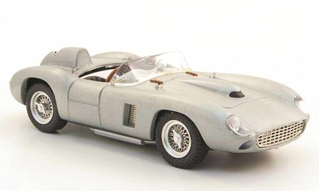 Ferrari 290 1957 1/43 Art Model MM Scaglietti grise miniature