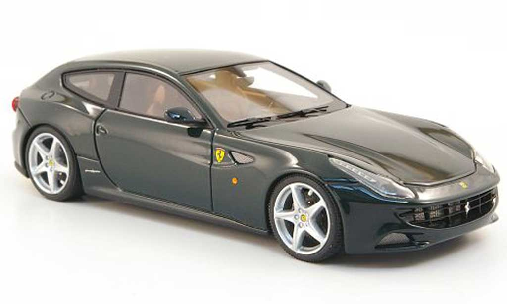 Ferrari FF 1/43 Look Smart grun 2011 miniature