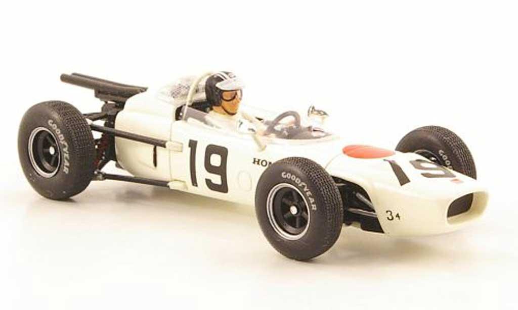 Honda RA272 1/43 Ebbro No.19 GP Monaco 1965 miniature