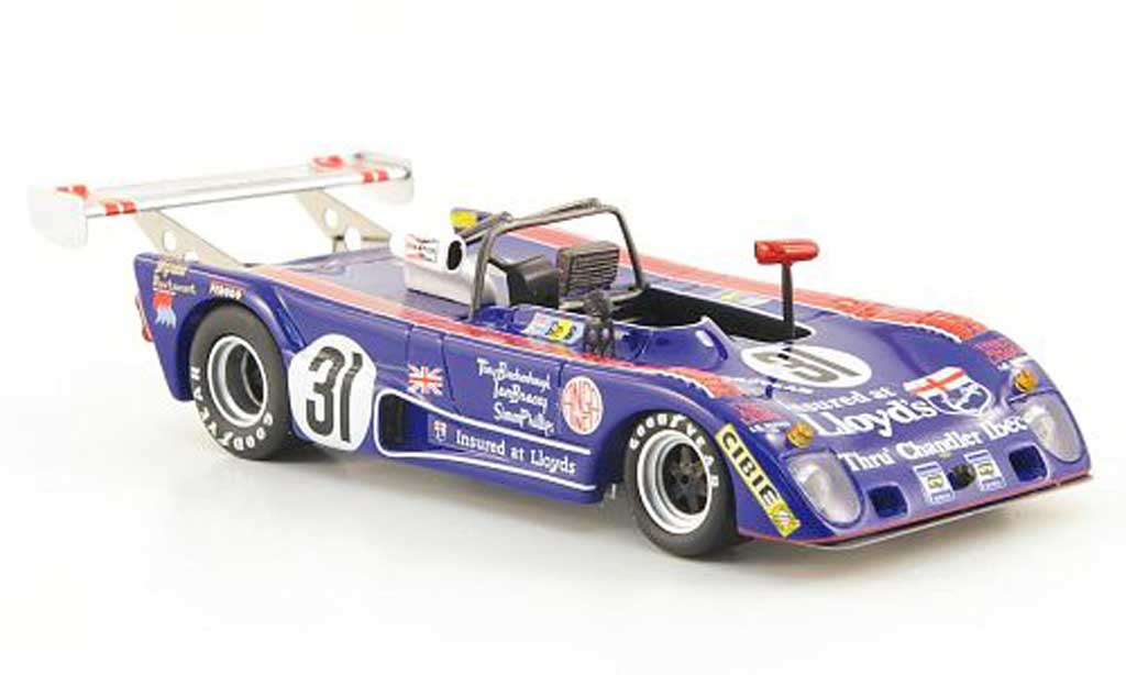 Ford Lola 1976 1/43 Bizarre T294 S No.31 Lloyds 24h Le Mans diecast model cars