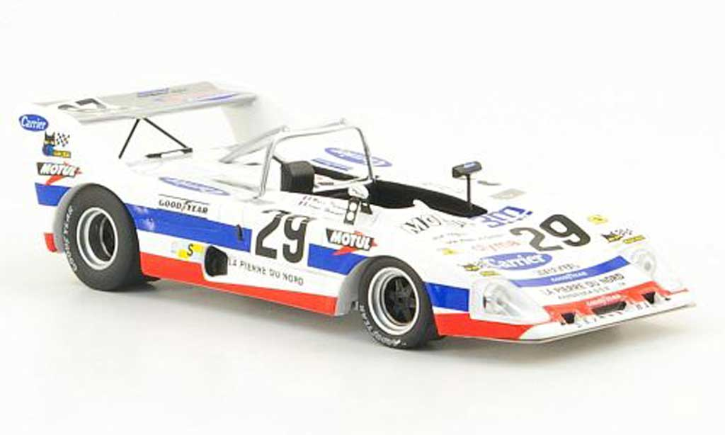 Lola T292 1/43 Bizarre Simca-Chrysler-Roc No.29 Le Mans 1975 miniature