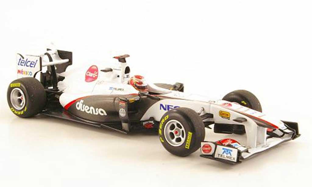 Ferrari F1 2011 1/43 Minichamps Sauber C30-No.16 K.Kobayashi Saison modellino in miniatura