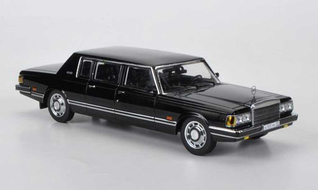 Zil 41047 1/43 IST Models noire 1985 miniature