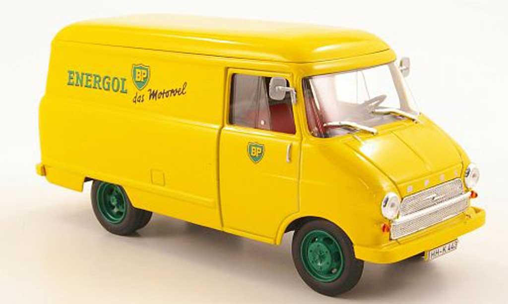 Opel Blitz 1/43 Starline Kastenwagen A BP Energol 1960 miniature